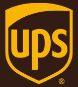 UPS Parcel Courier
