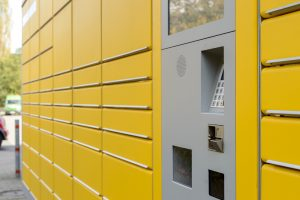 Where Are Parcel Lockers Located?